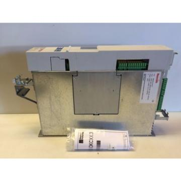 NEW Germany Mexico UNUSED REXROTH ECO SERVO DRIVE DKC21.3-040-7-FW