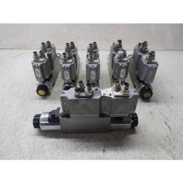 REXROTH Germany France MECMAN 561 021 983 0 CONTROL VALVE (LOT OF 6) USED, AS IS
