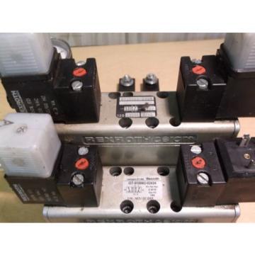Rexroth USA china Ceram (2) GT10062-2424 Valve Assembly & PSI Gauge *FREE SHIP*