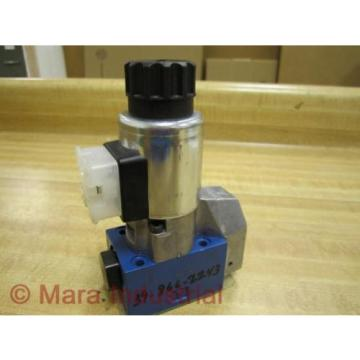 Rexroth Mexico Russia R900570744 Poppet Valve - New No Box