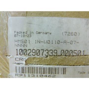 Rexroth China France HMS01.1N-W0110-A-07-NNNN Einzelachs - Wechselrichter   > ungebraucht! <