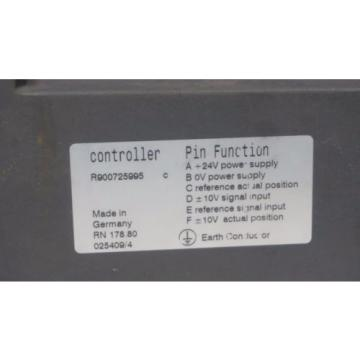 REXROTH India Australia 4WRTE-42/M PROPORTIONAL SERVO VALVE R900891138 , R900725995 REPAIRED