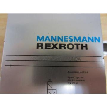 Rexroth China Dutch Bosch Group 4WE10D31/CW110N9A RR00880082 - New No Box