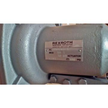 Rexroth India Greece Pneumatic Positioner P60263-1 R431005436 AA-1 1/4""