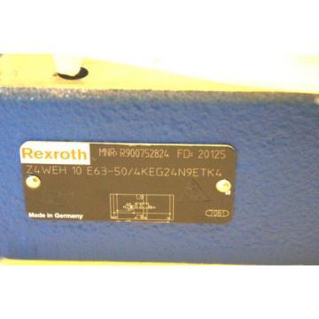 NEW Japan Korea REXROTH Z4WEH-10-E63-50/4KEG24N9ETK4 SOLENOID VALVE Z4WEH10E63504KEG24N9ETK4