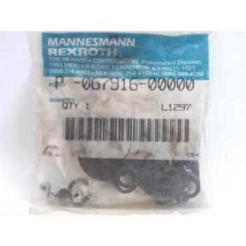 Mannesmann Australia Japan Rexroth P-067916-00000 Solenoid Valve Repair Kit t34