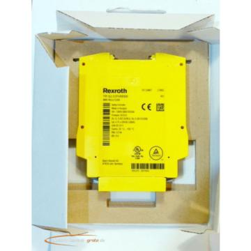 Rexroth France Singapore SLC-3-CPU000300 Safety Control   > ungebraucht! <