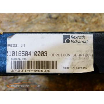Rexroth Greece Russia Indramat DAE 02.1 Analoginterface   > ungebraucht! <