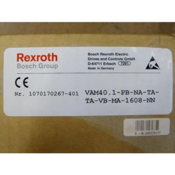 Rexroth Mexico Greece VAM40.1-PB-NA-TA-TA-VB-MA-1608-NN Bedienterminal   > ungebraucht! <
