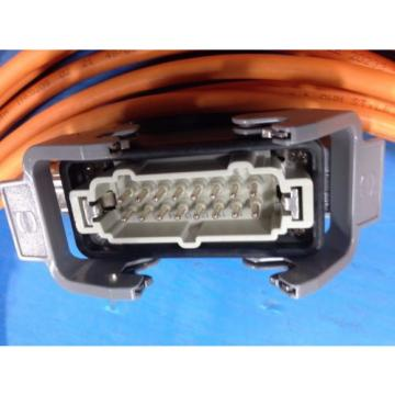 REXROTH Italy India INDRAMAT INK0209 CABLE MORRELL MC2000-05-018-01-045 ASSEMBLY NEW (B28)
