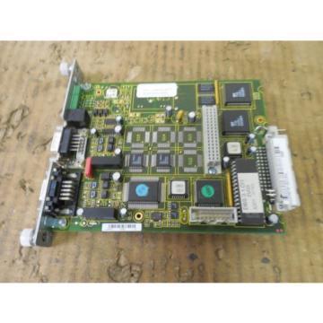 INDRAMAT France Singapore REXROTH SERVO CONTROLLER CIRCUIT BOARD DBS03.1 DBS3 12 40-97022