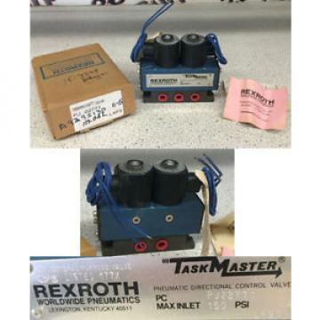 Rexroth Canada USA PJ22771 Control Valve
