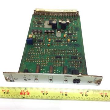 REXROTH India Korea AMPLIFIER CARD VT-VSPA1-1-11B