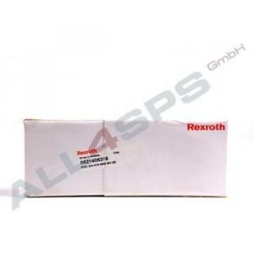 BOSCH USA India REXROTH MINISCHLITTEN MSC-DA-016-0080-BV-SE OVP