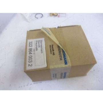 REXROTH USA Greece 322-864-003-2 *NEW IN BOX*