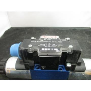 Rexroth Dutch Korea Hydraulic Directional Control Valve - 4WE 6 J62/EG24N9DK25L