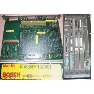Bosch Russia Greece CNC E-A24/0.1 056368-102401 Rexroth RH01 A204