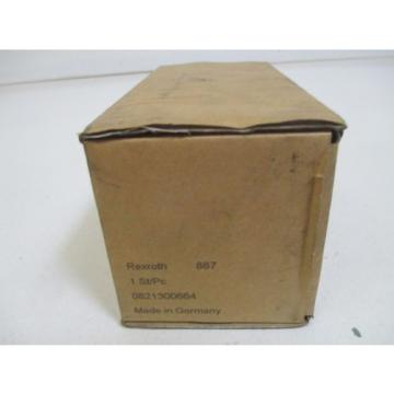 REXROTH Egypt Japan 0821300664 PRESSURE REGUALTOR *NEW IN BOX*