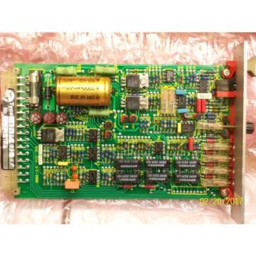REXROTH Greece Australia PROPORTIONAL AMPLIFIER CARD BOARD VT-3014 , VT3014-S-35 R5