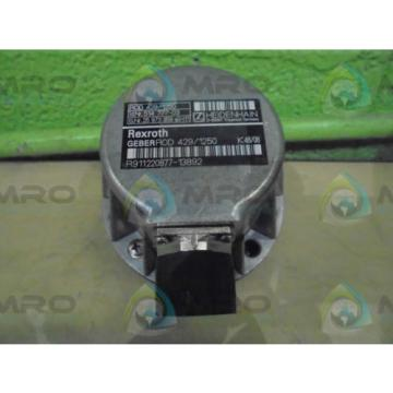 REXROTH Germany Dutch (GERBER-ROD) R911220877-13892 (429/1250) *NEW NO BOX*