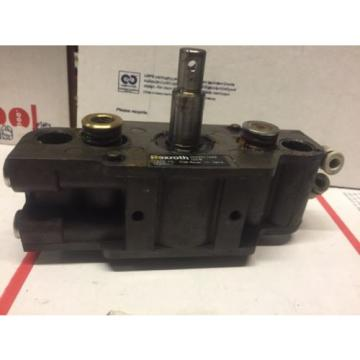 Bosch USA Dutch Rexroth 3842311949 Cylinder Block with Bosch 3842311901 Warranty Fast Ship