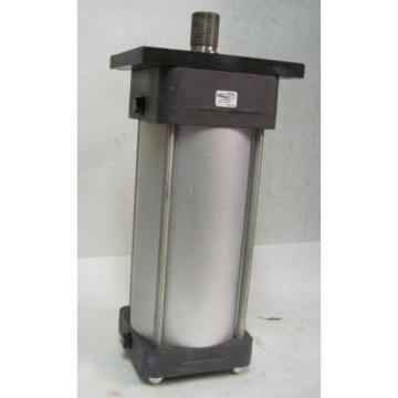 "Rexroth Australia Canada P-031748-03100 Pneumatic Cylinder 200 PSI (7877)-05 W 40 8.5"" Stroke NNB"