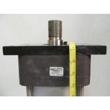 "Rexroth Greece Australia P-031748-03100 Pneumatic Cylinder 200 PSI (7877)-05 W 40 8.5"" Stroke NNB"