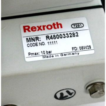 NEW Russia Japan REXROTH BOSCH R480033282 VALVE TERMINAL SYSTEM SER. CL03 CLEAN LINE