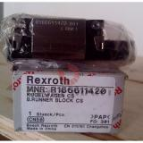 REXROTH R166611420 BALL RAIL LINEAR BEARING RUNNER BLOCK Origin