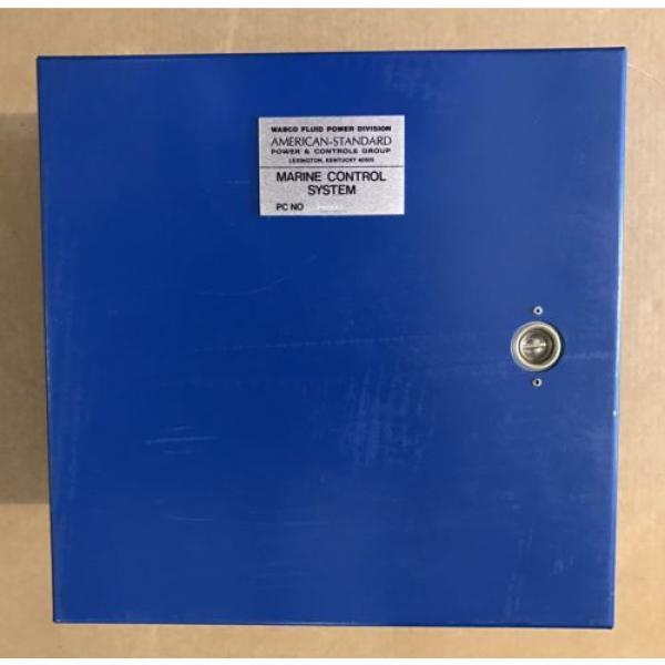 Logic Mexico Australia Master Control Panel- P90068 American Standard/ Wabco / Rexroth #1 image