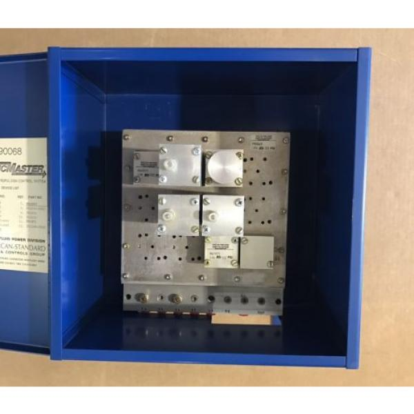 Logic Mexico Australia Master Control Panel- P90068 American Standard/ Wabco / Rexroth #3 image