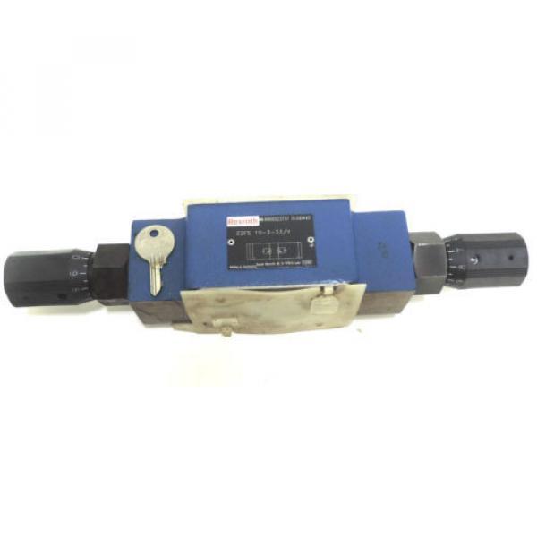 NEW Canada Canada REXROTH Z2FS 10-3-33/V HYDRAULIC VALVE  Z2FS10-3-33/V #6 image