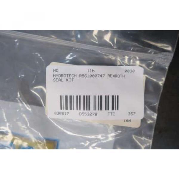 NEW USA Greece REXROTH R961000747 LC50A/B/DB/DR.-7X/V SEAL KIT D553278 #10 image
