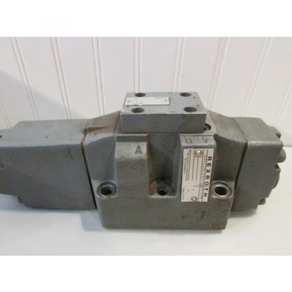 Rexroth Canada Dutch 4WRZ16E150-50/ET/M Hydraulic Valve. #1 image