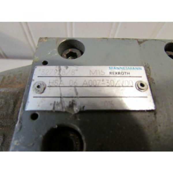 Rexroth Canada Dutch 4WRZ16E150-50/ET/M Hydraulic Valve. #3 image