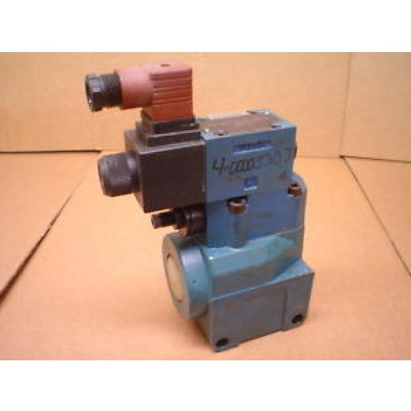 Rexroth Canada Egypt 6EW110N Hydraulic Valve #1 image