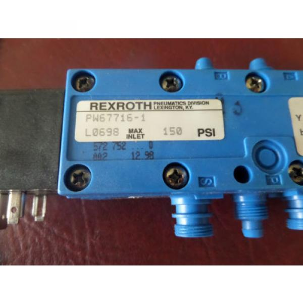 Rexroth, Canada Japan Type 740, PW-067716-00001, Valve #5 image