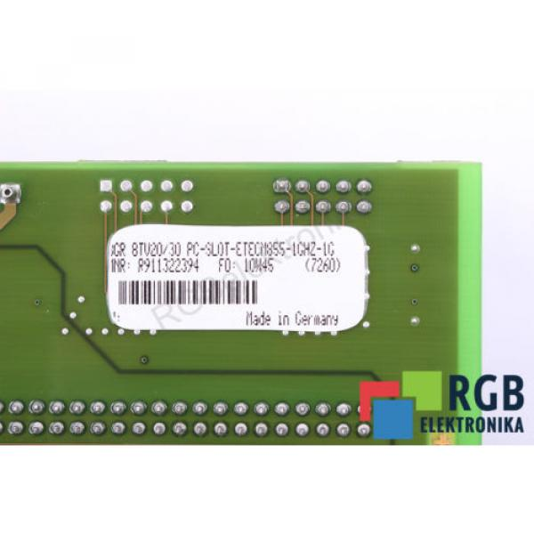 PC-SLOT-ELECM855-1GHZ-1G Greece France BGR BTV20/30 R911322394 REXROTH 12M WARRANTY ID30019 #5 image