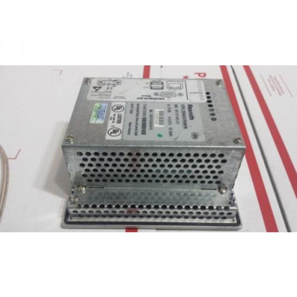Rexroth Germany Greece IndraControl VCP 05 with PROFIBUS DP slave VCP05.2DSN-003-PB-NN-PW #6 image