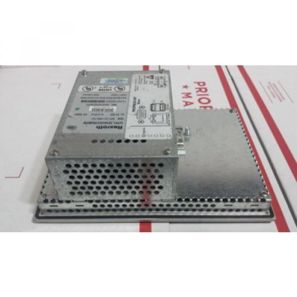 Rexroth Germany Greece IndraControl VCP 05 with PROFIBUS DP slave VCP05.2DSN-003-PB-NN-PW #7 image