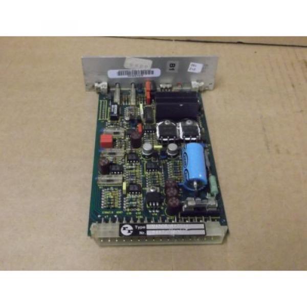 Rexroth Japan Singapore Proportional Amplifier VT5003 S32 R1 #2 image