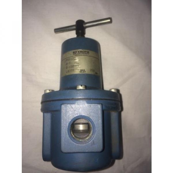 REXROTH Italy Greece P55122 RELAY VALVE MOD: 4S, 0-150, 250PSI #2 image