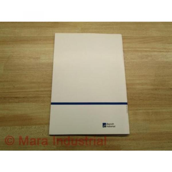 Rexroth China France Indramat DOK-DIAX04-HDD+HDS Project Planning Manual (Pack of 6) #6 image
