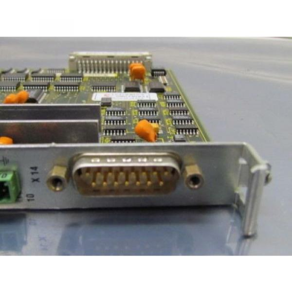Indramat Russia Egypt Rexroth DAE 1.1 109-0785-4B19-04 4A19 PC Board #8 image
