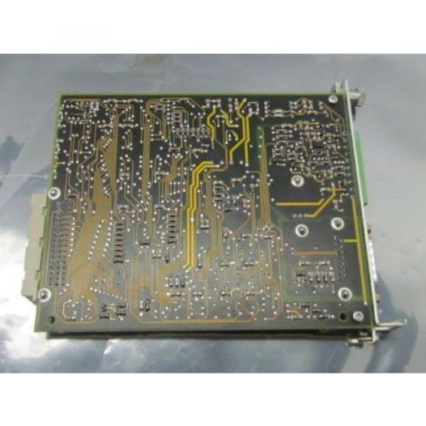 Indramat Russia Egypt Rexroth DAE 1.1 109-0785-4B19-04 4A19 PC Board #9 image