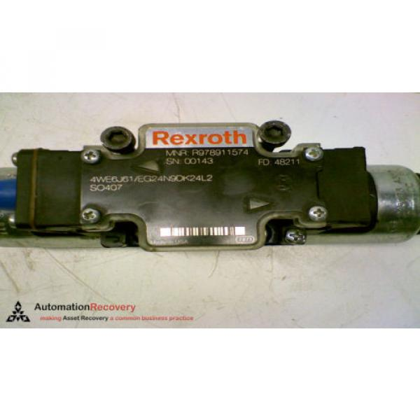 REXROTH Australia Japan R978911574 HYDRAULIC DIRECTIONAL CONTROL VALVE #147676 #3 image