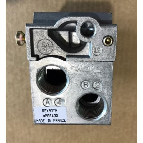 P68430 Korea Singapore Ceram Valve Subplate Rexroth/Wabco/American Standard #4 image