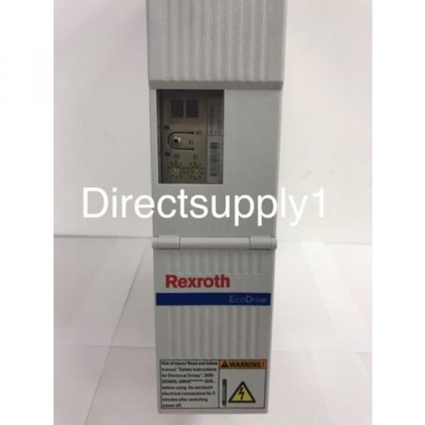 Rexroth Australia France EcoDrive DKCXX.3-040-7 Servo Drive Module DKC02.3-040-7-FW #2 image