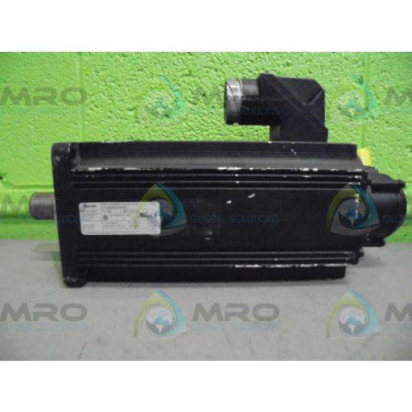 REXROTH Australia Singapore MHD093B-035-NP0-AA 3 PHASE MAGNET MOTOR *NEW NO BOX* #2 image