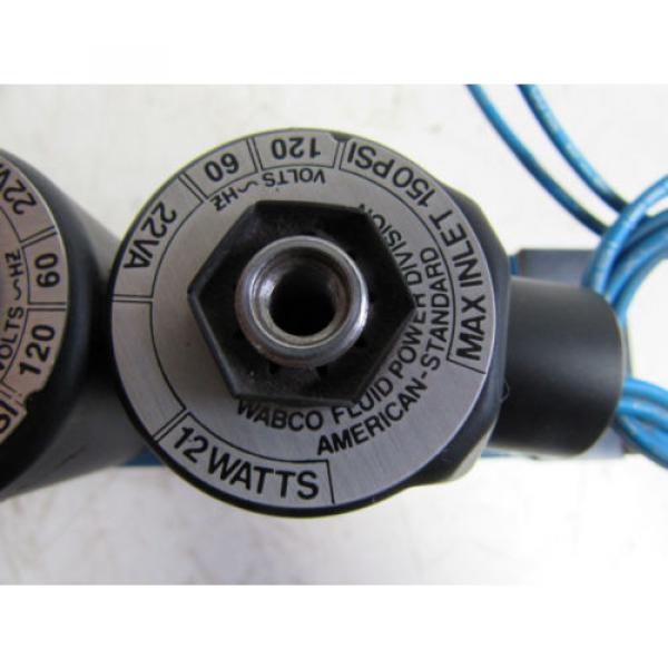 REXROTH Russia Korea PJ35771 PNEUMATIC DIRECTIONAL CONTROL VALVE 150PSI 120V 22VA 12W **NNB** #6 image
